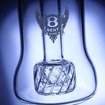 Bent Glass bong