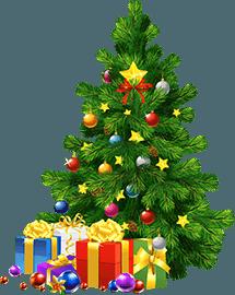 Kerstactie Kerstcadeau Waterpijp bong nl