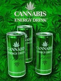 Cannabis energiedrank