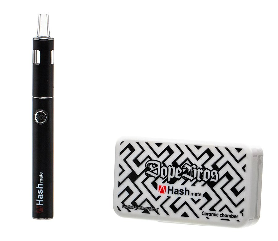 Atman Dope Bros Hashmate Hashish and Concentrate Vaporizer Pen ATM-02