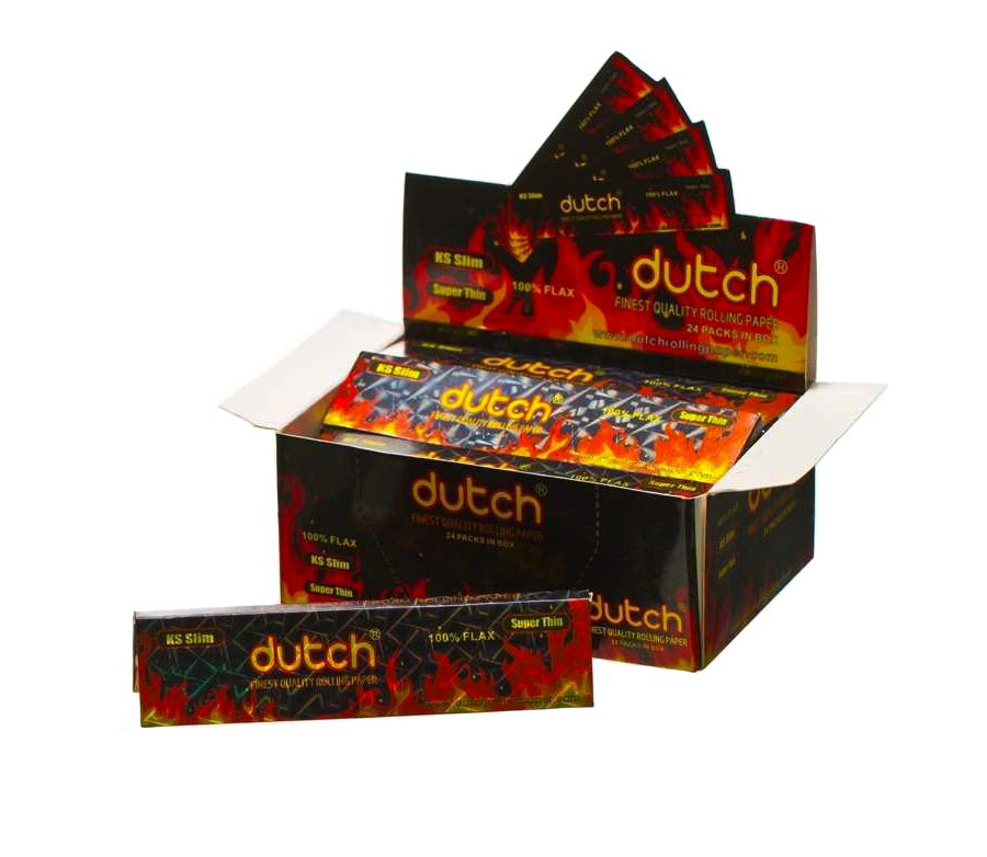 Dutch Rolling Papers King Size Slim