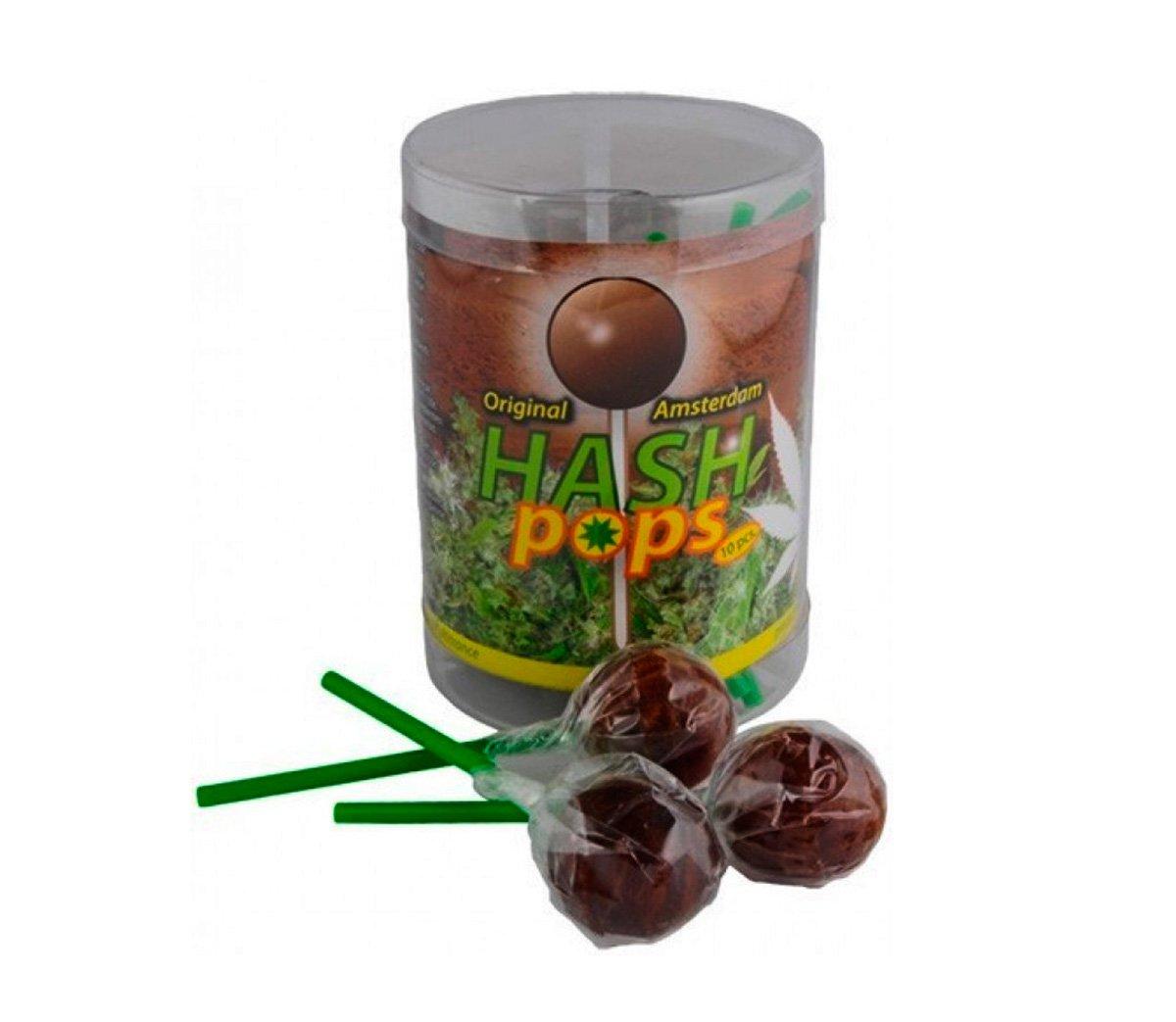 Hash Pops - Hasj lolli - Waterpijp-bong.nl