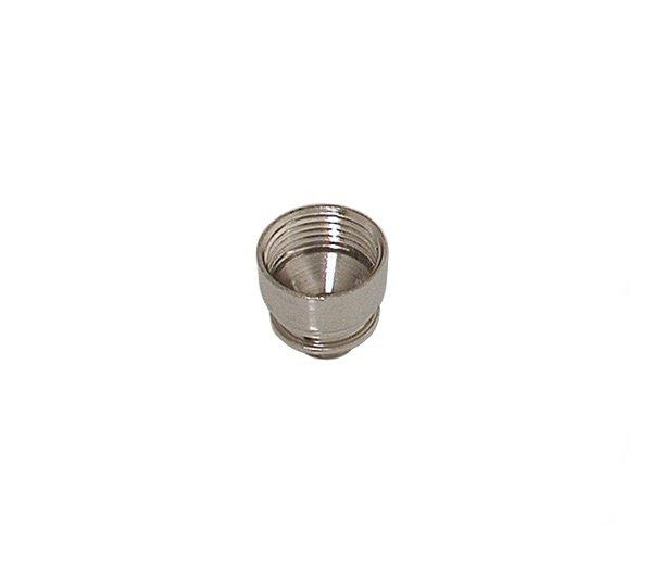 Metalen medium bowl kop voor bong of pijp