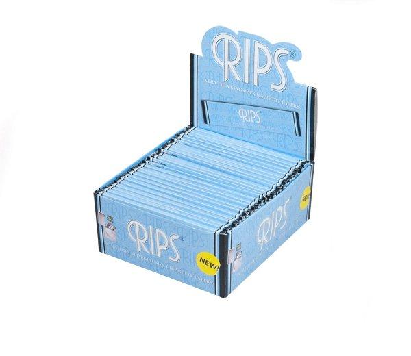 Rips Xtra Thin Blue K.S. Slim Lange Vloei