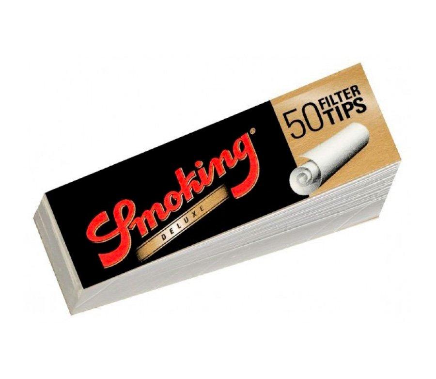 Smoking Deluxe Filter Tipboekje - Waterpijp-bong.nl