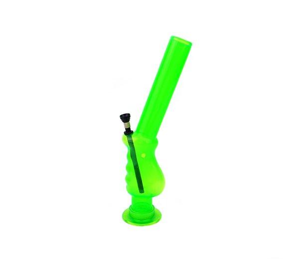 Gripper Acryl Bong 36cm groen