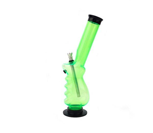 Gripper Fluor Acryl Bong groen