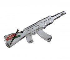 AK-47 Machine Gun Bong Zombie Chaser - Waterpijp-bong.nl