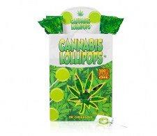 Cannabis Lollipop van 100% cannabis olie