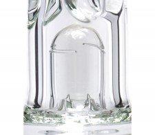 Clear Crystal Beaker 4 x 6 Arm Perc. GG Bong - Waterpijp-bong.nl
