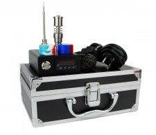 Electronic Pulsar Enail Dab Kit in Aluminium Suitcase - Waterpijp-bong.nl
