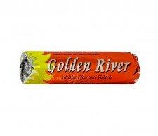 Golden River Shisha kooltjes 33 mm - Rol 10 stuks - Waterpijp-bong.nl