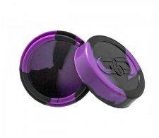 Grace Glass Dabs Purple Silicone Jar 55mm - Waterpijp-bong.nl