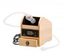 Herbal Aroma Therapy Electronic Desktop Vaporizer met lade - Waterpijp-bong.nl