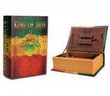 Kavatza Stash Book King of Zion - small - Waterpijp-bong.nl