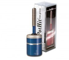 PotHit - Blauw - Onehitter with more hits - Waterpijp-bong.nl
