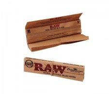 RAW Connoisseur King Size Slim Lange Vloei + tips