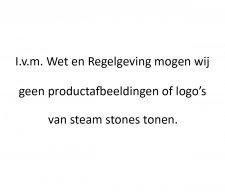 Shiazo Steam Stones Raspberry Framboos - Waterpijp-bong.nl