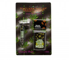 Smokers Giftset Blister Need For Weed - Waterpijp-bong.nl