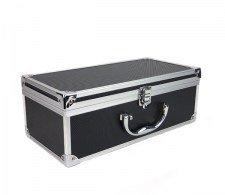 Dude Glas Bong in Aluminum Box Koffer