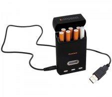 E-Smoking draagbare E-sigaret oplader