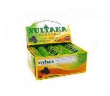 Waterpijp Sultana kooltjes Premium 33mm 100st