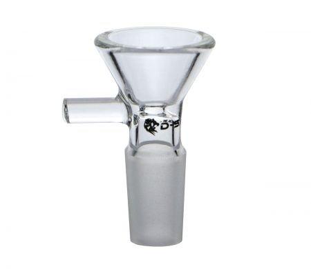 D-SMOKE Thick Glass Bowl - Small Hole 14.5 mm