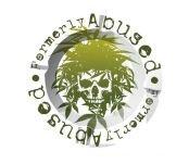 Formerly Abused Metalen Asbak